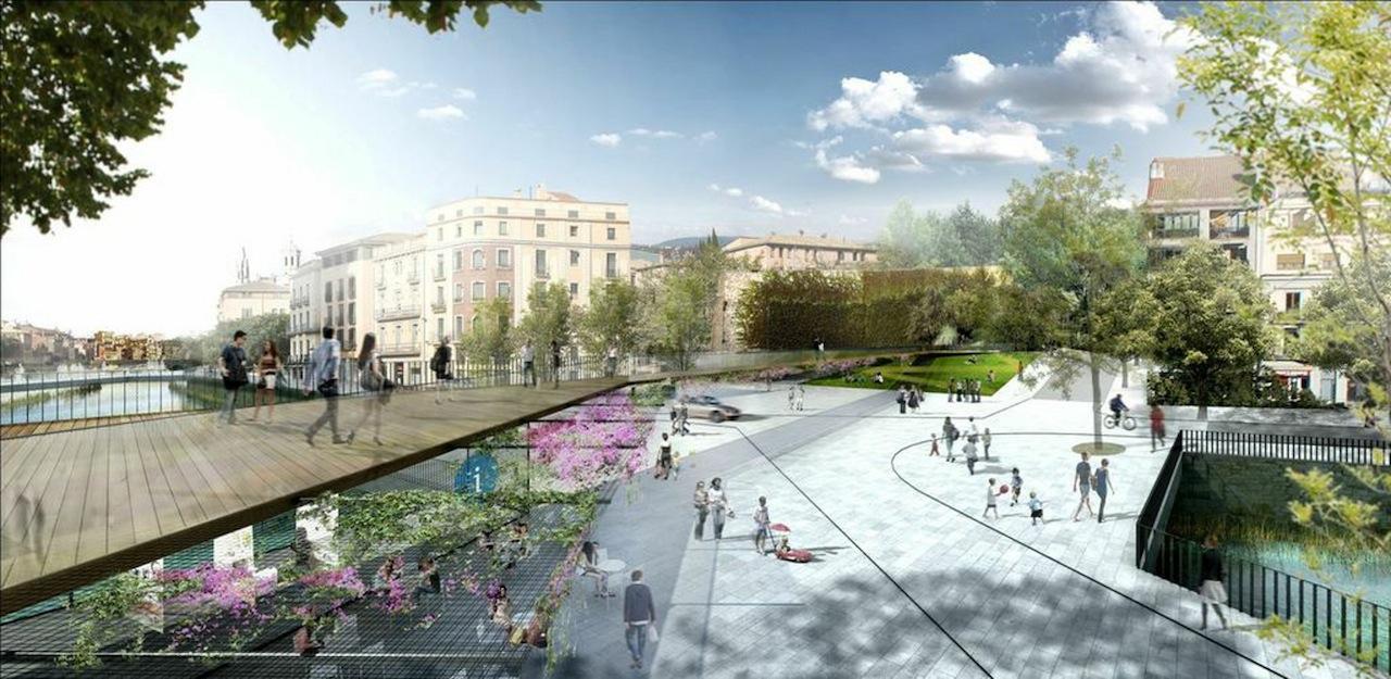 Girona projecta renovar les lleres dels rius el geri for Piscines naturals catalunya