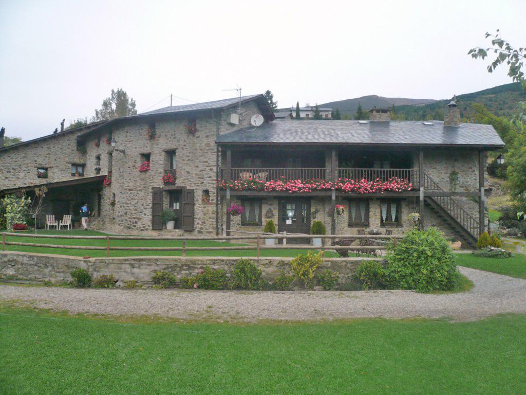 Les cases rurals gironines tanquen l 39 agost amb una - Cases rurals amb encant ...
