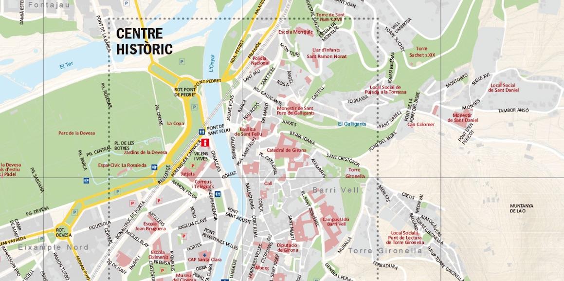Girona ja t nou pl nol de la ciutat el geri digital for Oficina de extranjeria girona